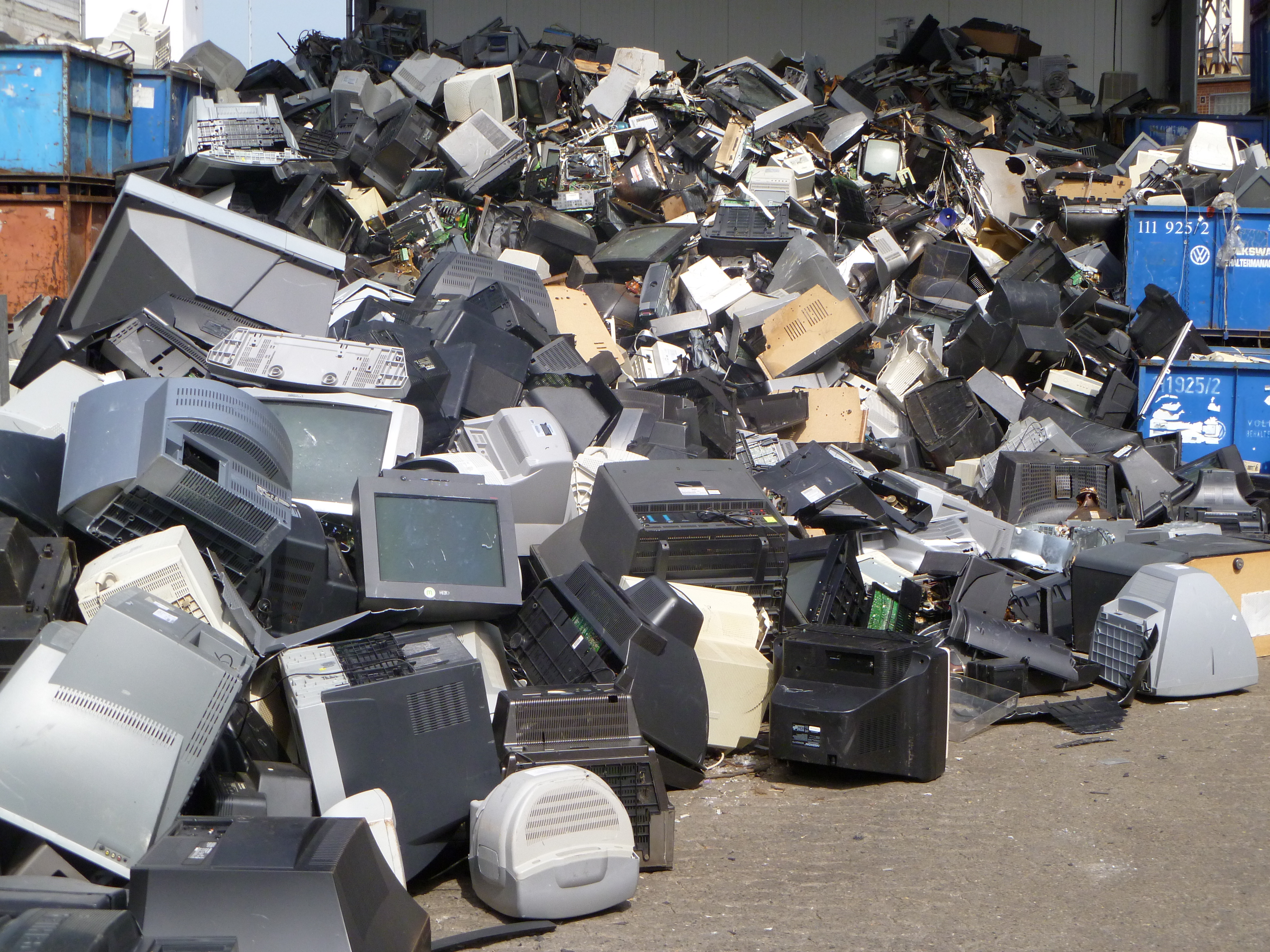 Why Is It Important To Recycle Computer Equipment Sitr