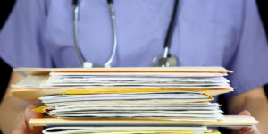 Medical records shredding - SDR