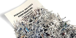 Reasons to shred business documents